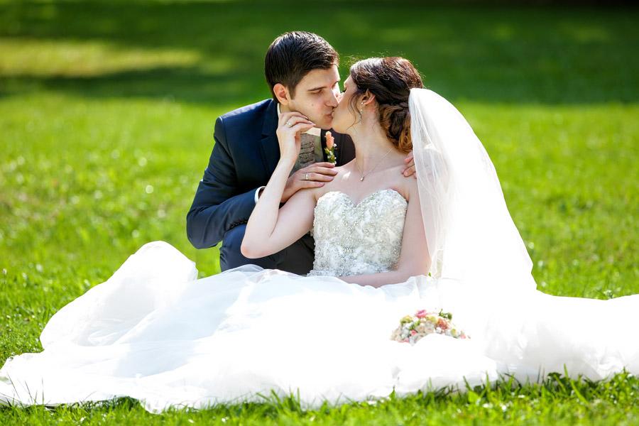 Hochzeitsfotograf romantische Hochzeitsfotografie