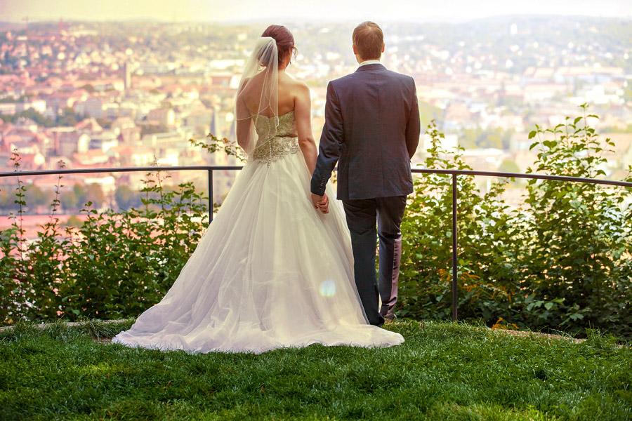 Hochzeitsfotograf Würzburg Käppele, Hochzeit