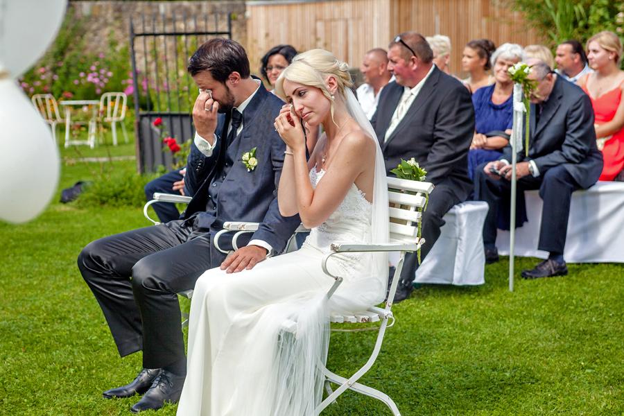 Freie Trauung in Sommerach, Hochzeitsfotograf