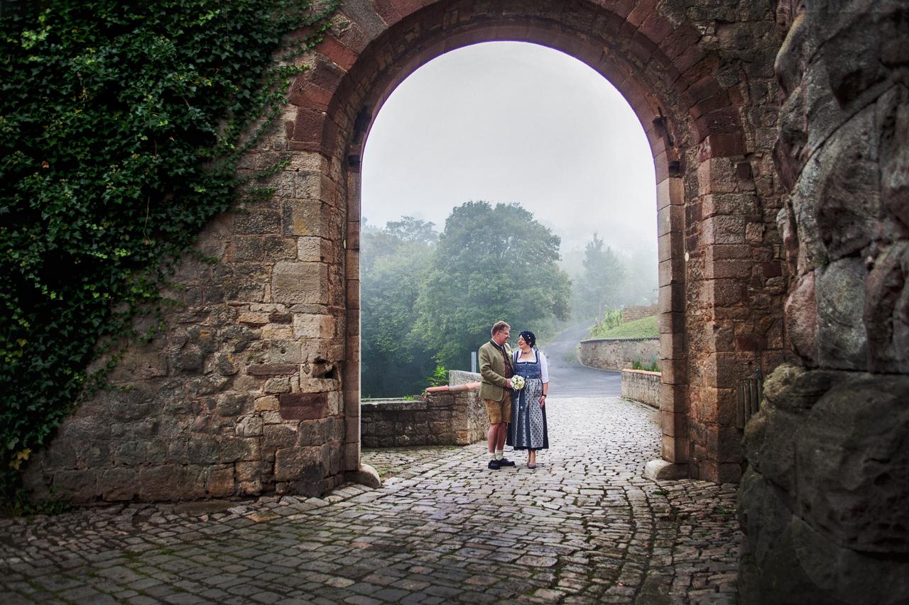 Hochzeit Schloss Saaleck Hammelburg