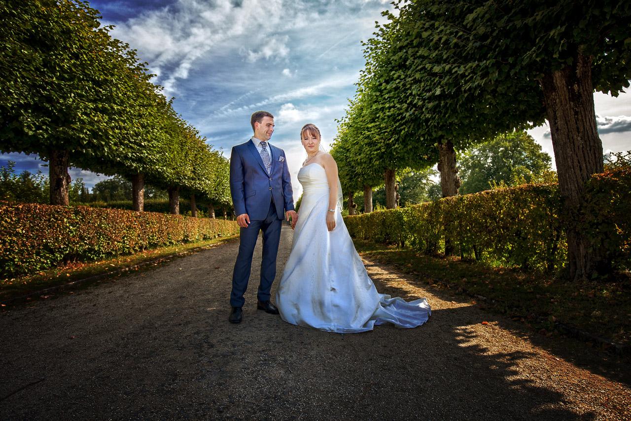 Hochzeitsfoto in Veitshöchheim